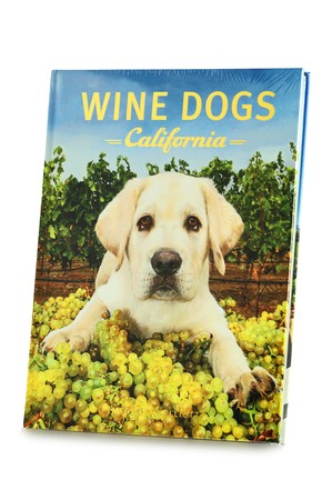 WINE DOG BOOK